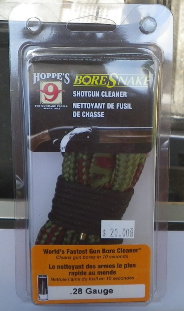 Bore Snake - Gun Bore Cleaner